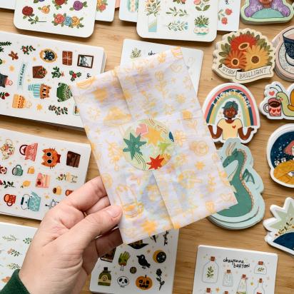 Cheyenne Barton: Streamlining Fulfillment with Custom Tissue